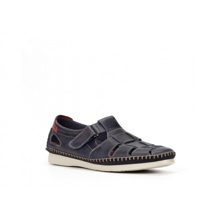 Zapatos Hombre Fluchos Komodo F0200 Azul Oceano