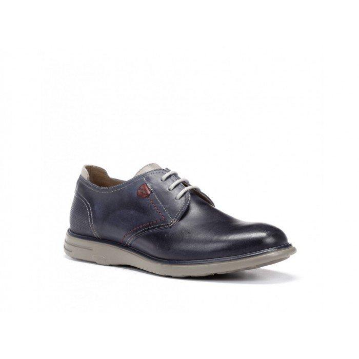 Zapatos Hombre Fluchos Thunder F0333 Azul