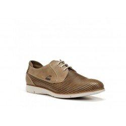 Zapatos Hombre Fluchos Giant 9789 Taupe Marmota