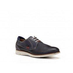Zapatos Hombre Fluchos Giant 9789 Azul Oceano