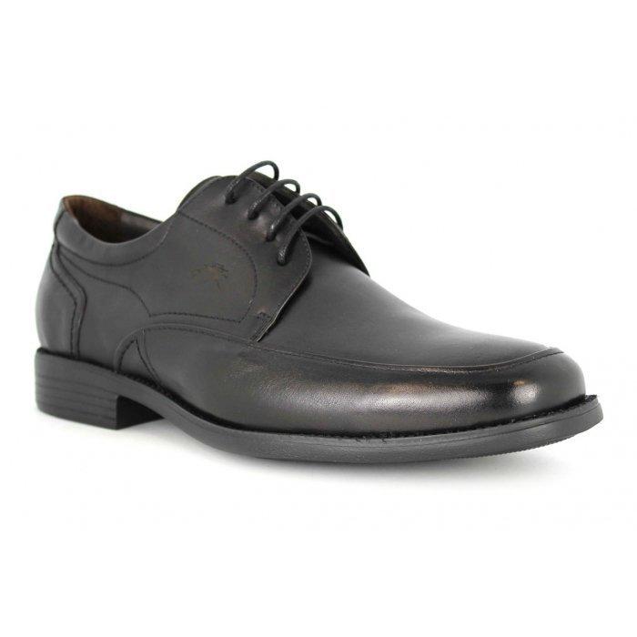 Zapatos Hombre Fluchos 7995 Negro Rafael