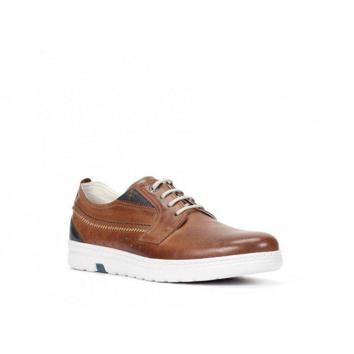 Zapatos Hombre Fluchos Atlas F0150 Marrón Libano