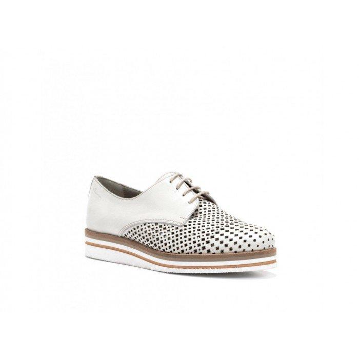 Zapatos Mujer Dorking Romy D7849 Sugar Blanco Glacial