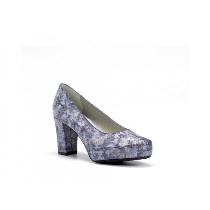 Zapatos Mujer Dorking Bliss D7828 Azul Navy