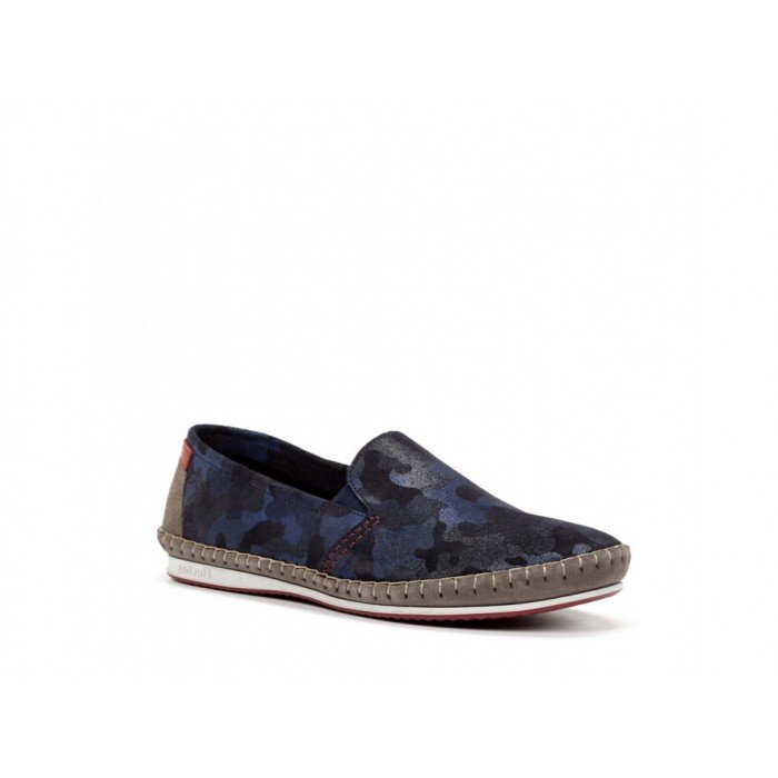 Zapatos Hombre Fluchos Bahamas  8232 Azul