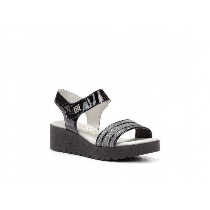 Zapatos Mujer Dorking Music D7811 Negro