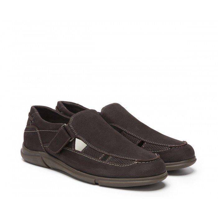 Zapatos hombre 24 Hrs 10371 Lucan Marrón