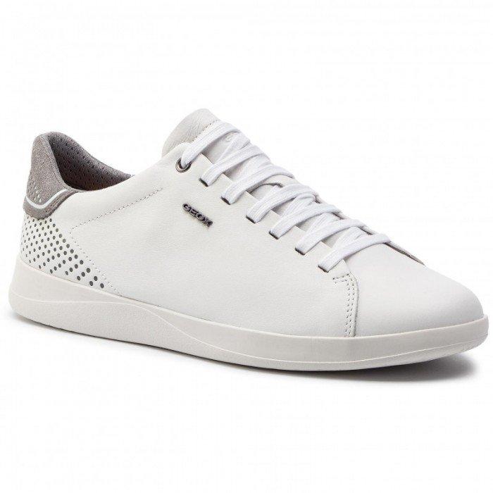 Zapatillas Deportivas Hombre Geox Kennet B Blanco