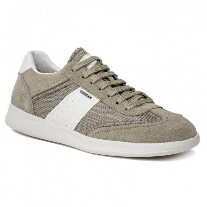 habilitar comer Reembolso  Oferta Sneakers hombre Geox U Kennet A color verde cómodas y ligeras.
