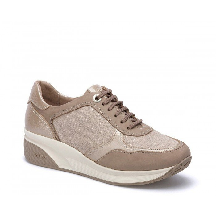 zapatos mujer 24 Hrs. 23206 Taupe