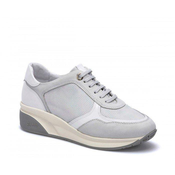Zapatos Mujer 24 Hrs. 23206 Blanco