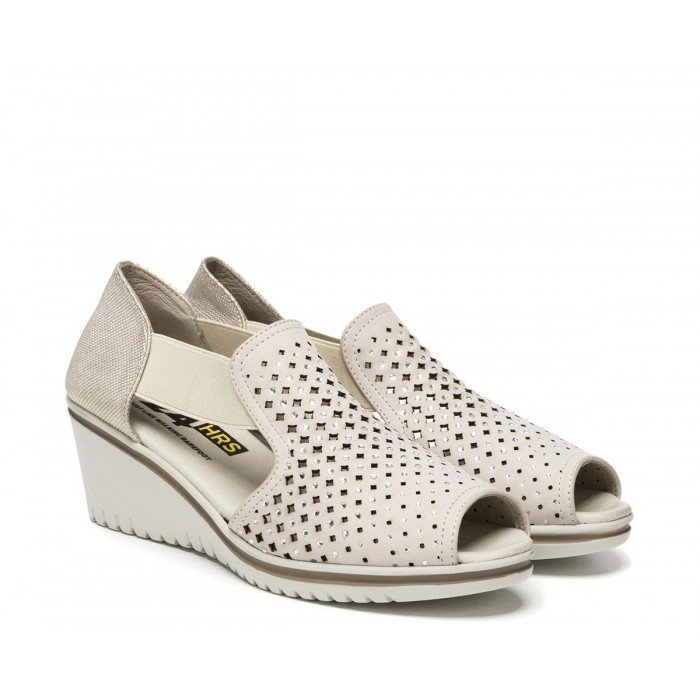 Zapatos Mujer 24 Hrs 23983 Beige