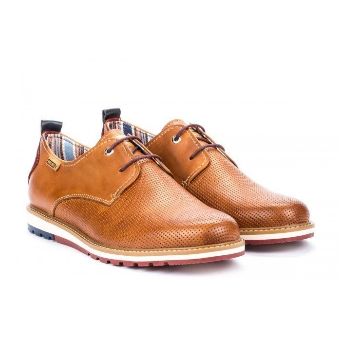 Zapatos Hombre Pikolinos 4273 Cuero