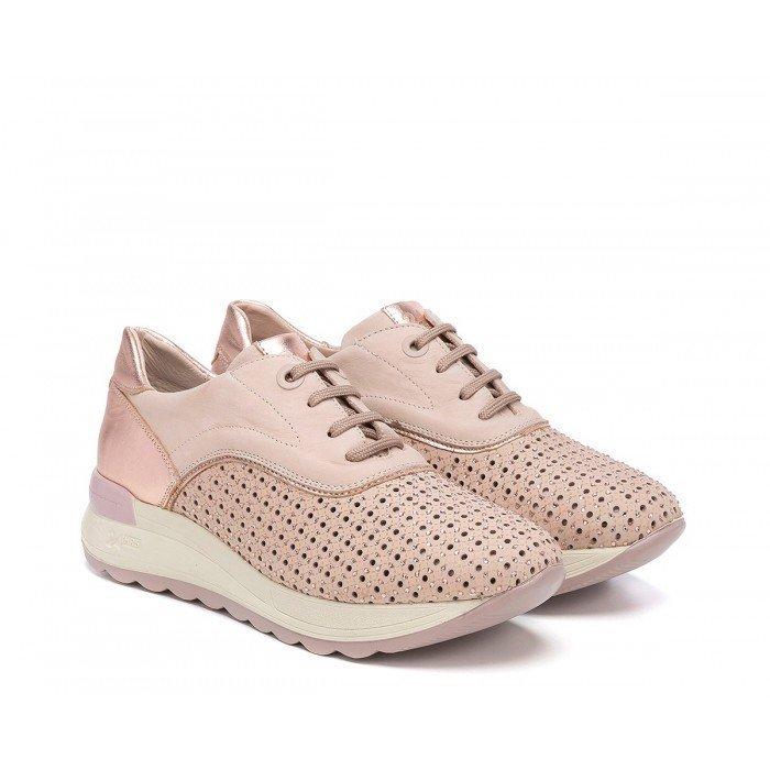 Zapatos Deportivos Mujer 24 Hrs 23590 Nude