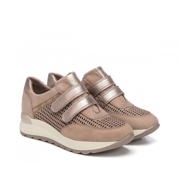 Zapatos Mujer 24 Hrs. 23586 Taupe