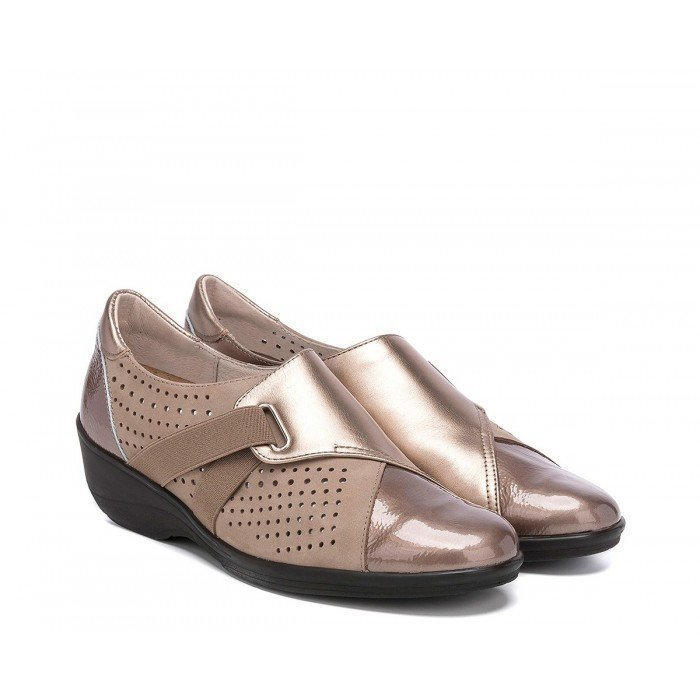 Zapatos Mujer 24 Hrs. 23581 Taupe