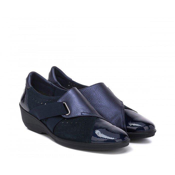 Zapatos Mujer 24 Hrs. 23581 Azul Marino
