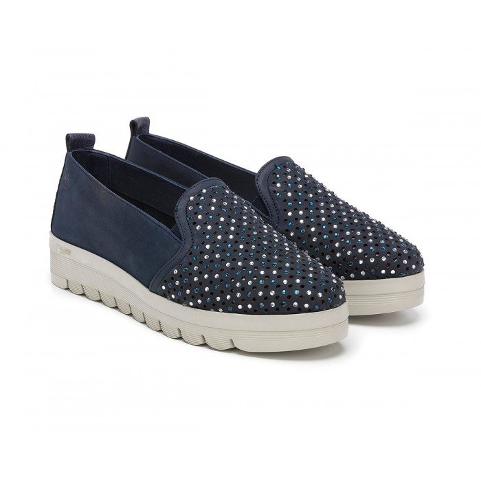 Zapatos Mujer 24 Hrs 23572  Azul Marino