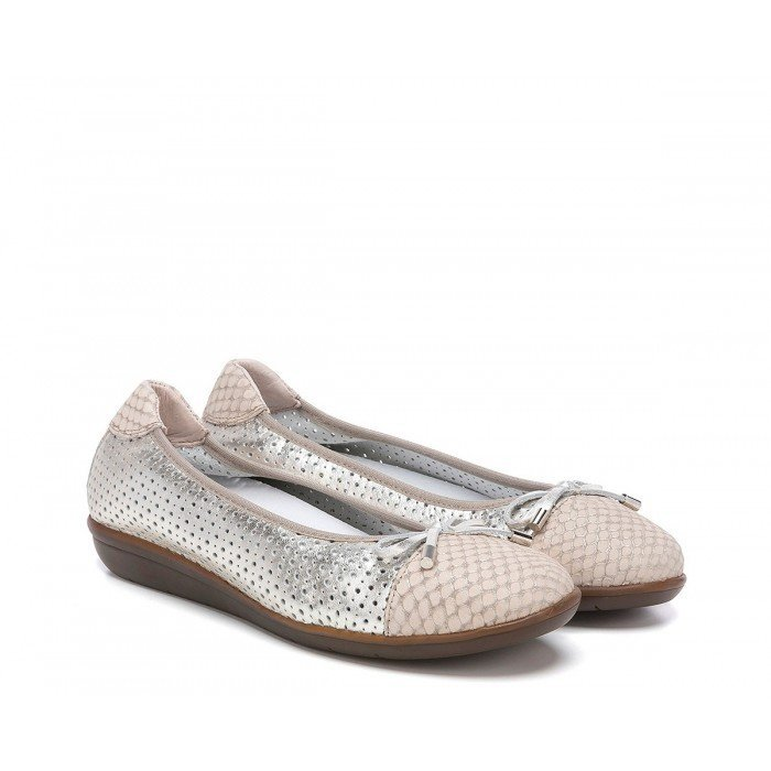Zapatos Mujer 24 Hrs 23531 Beige
