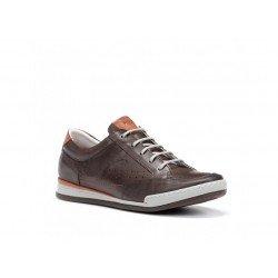 Zapatos Hombre Fluchos Etna F0145 Marrón Café