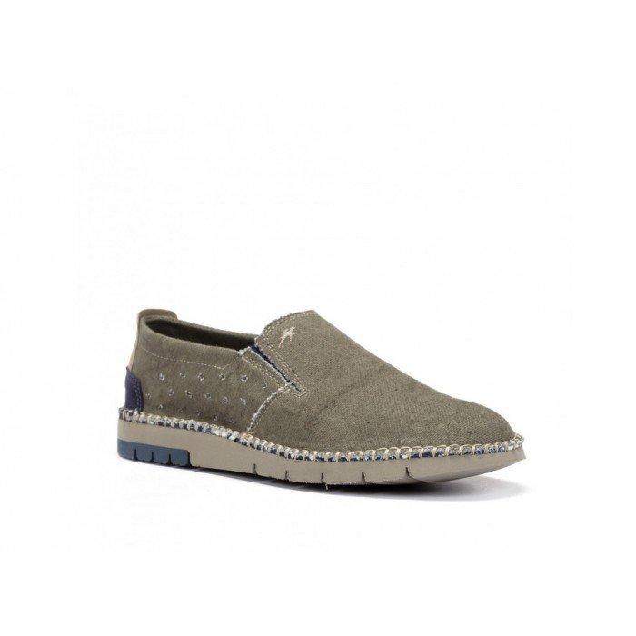 Zapatos Hombre Fluchos Thomas  F0561 Verde Kaki