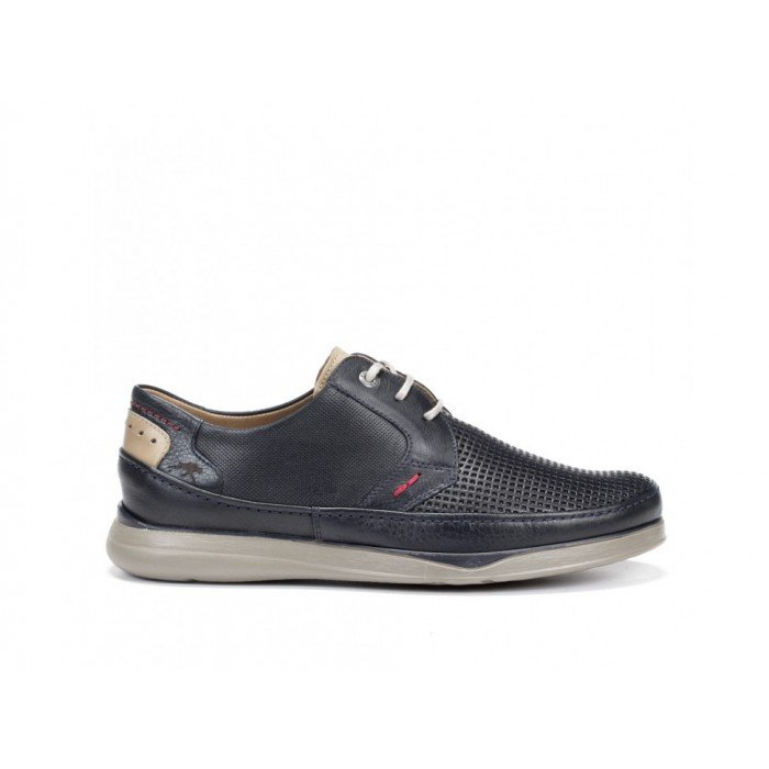 Zapatos Hombre Fluchos  Jones F0461 Azul Marino