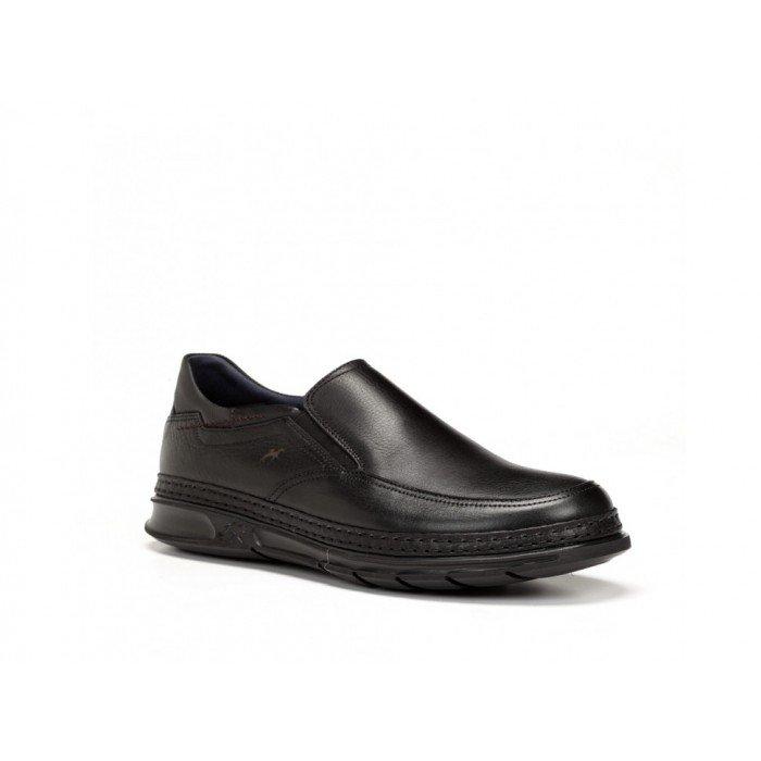 Zapatos Hombre Fluchos Fuji F0231 Negro