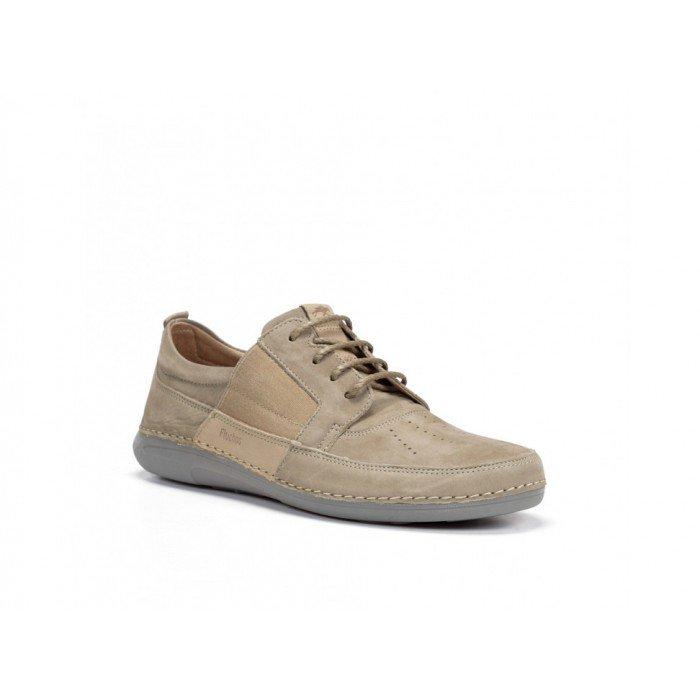 Zapatos Hombre Fluchos Matrix F0506 Taupe Marmota