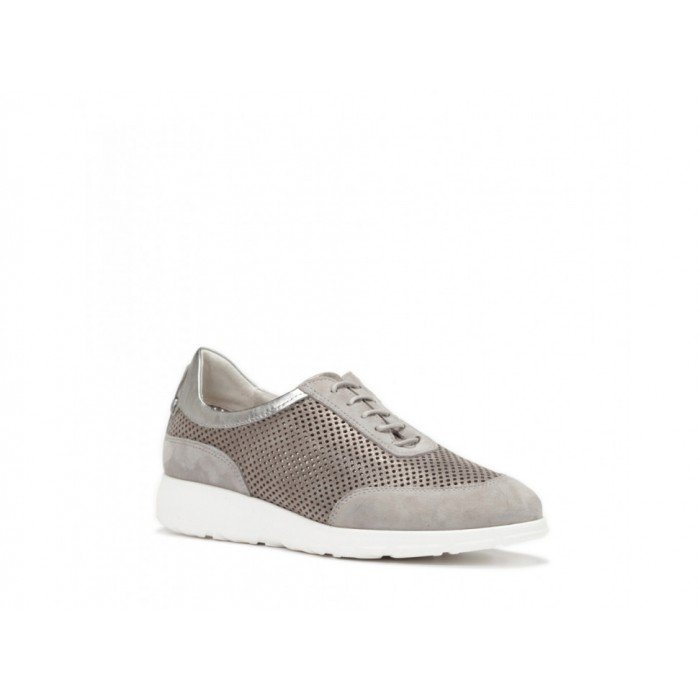 Zapatos Mujer Dorking F0085 Acero