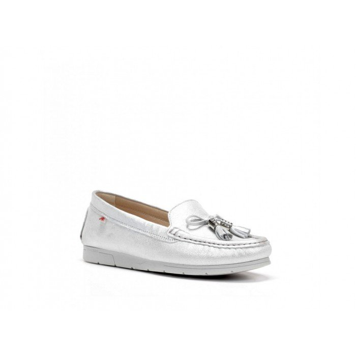 Zapatos Mujer Dorking Banus F0445 Argento Plata