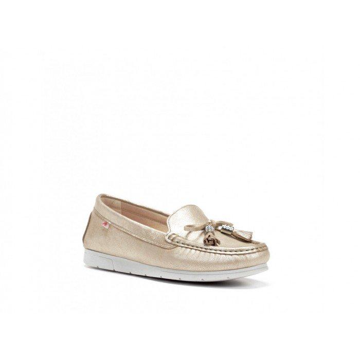 Zapatos Mujer Dorking Banus F0445 Óxido Oro
