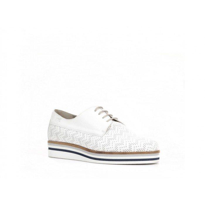 Zapatos Mujer Dorking  Romy D7512 Sugar Blanco
