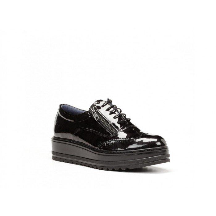 Zapatos Mujer Dorking 7724 Negro
