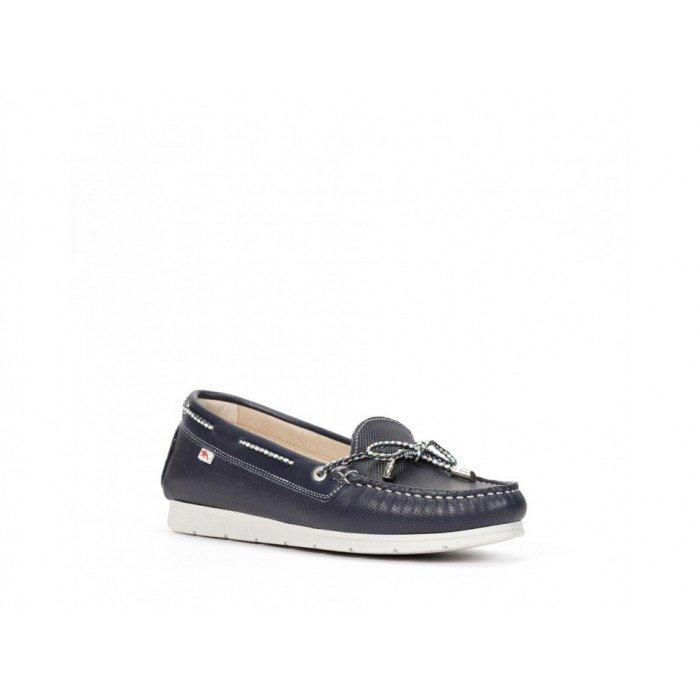 Zapatos Mujer Dorking Banus F0062 Azul Oceano