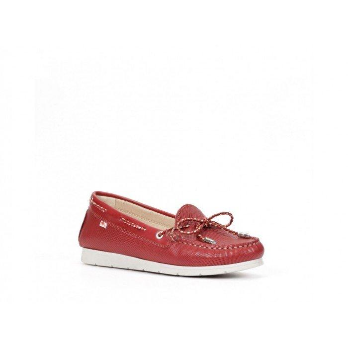 Zapatos Mujer Dorking Banus F0062 Rojo Campari