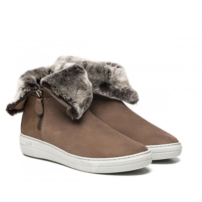 Botas Mujer 24 Hrs 23889 Taupe