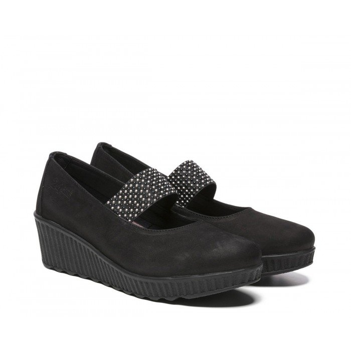 Zapatos Mujer 24 Hrs 23800 Negro