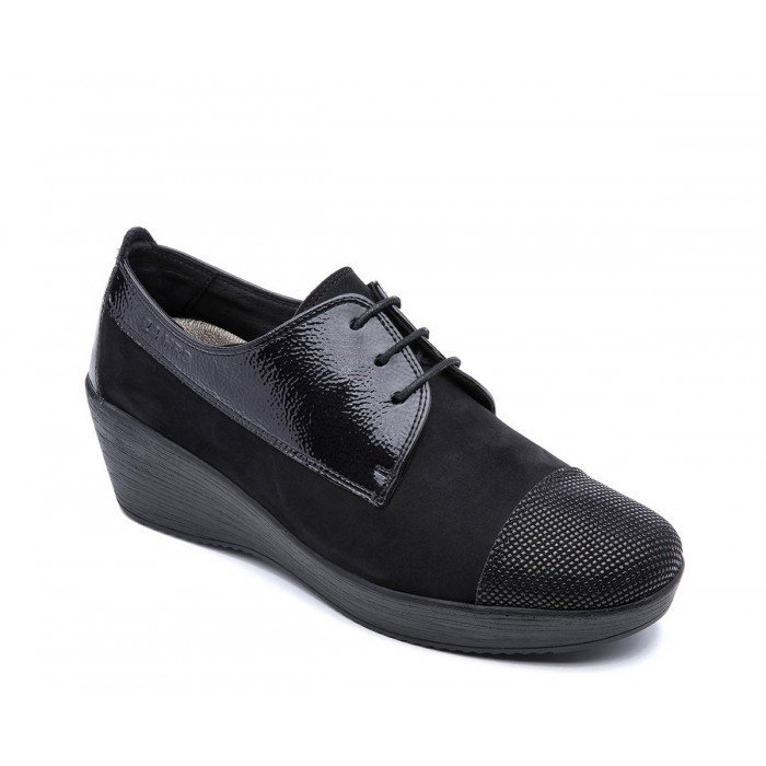 Zapatos Mujer 24 Hrs 23792 Negro