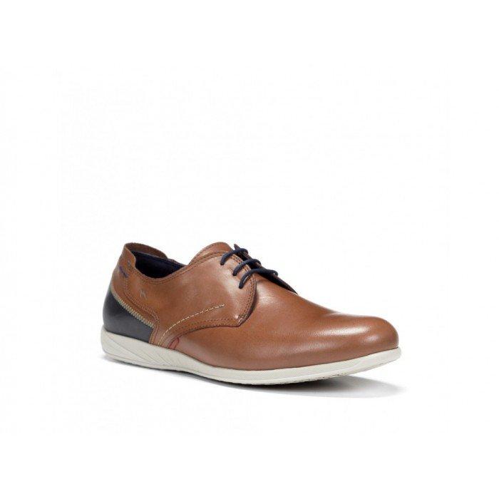 Zapatos Hombre Fluchos  Ulises F0519 Marrón