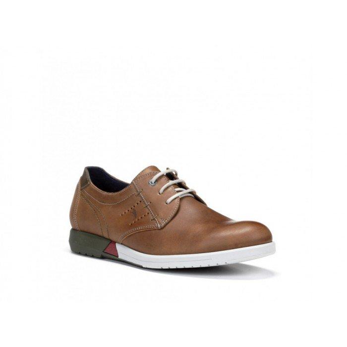 Zapatos Hombre Fluchos Hornet F0111  Cuero