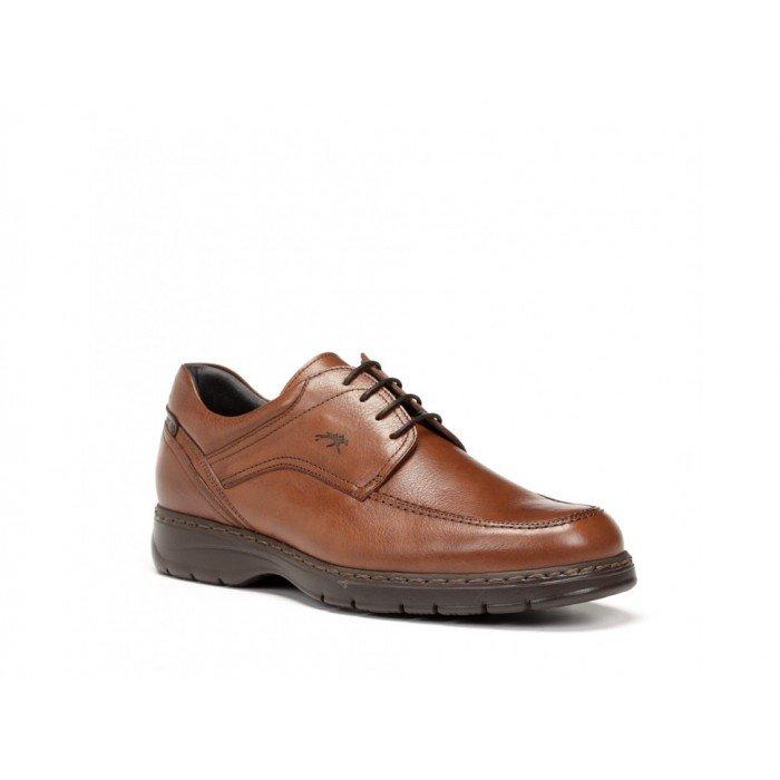 Zapatos Hombre Fluchos Crono 9142 Salvate Líbano brandy