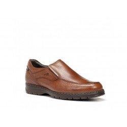 Zapatos Hombre Fluchos Crono 9144 Salvate Líbano Brandy