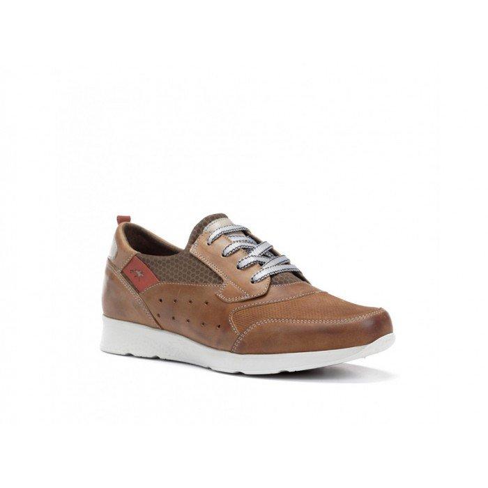 Zapatos Deportivos Hombre Fluchos Kodiak F0125 Delbuck Cuero