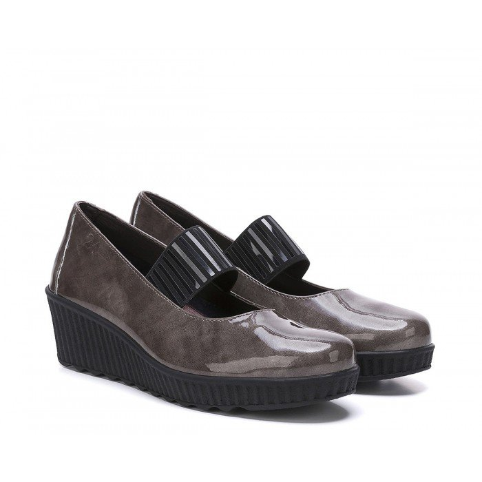Zapatos Mujer 24 Hrs 24225 Taupe