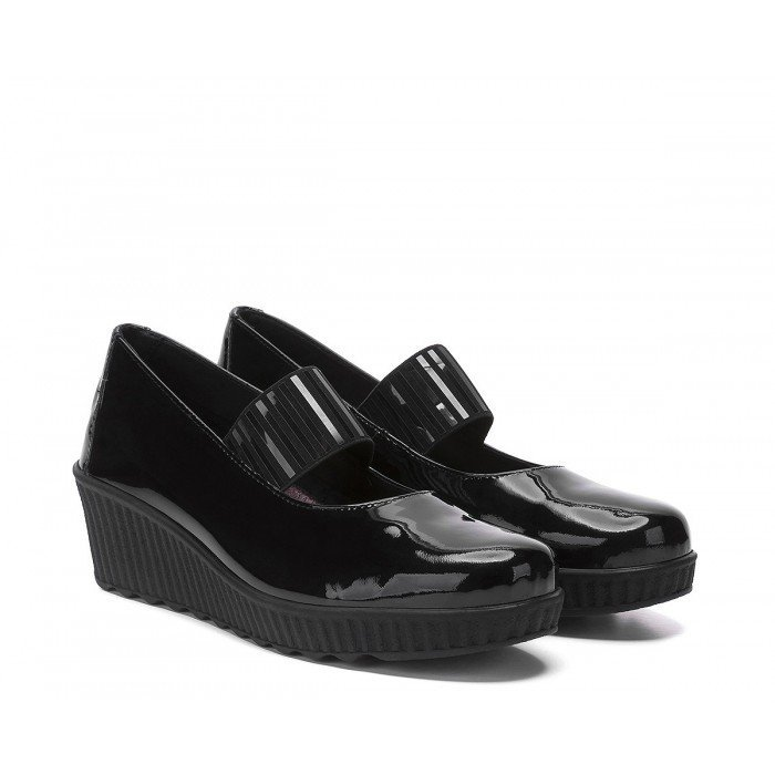 Zapatos Mujer 24 Hrs 24225 Negro