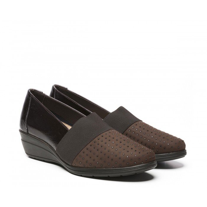 Zapatos Mujer 24 Hrs 23816 Marrón