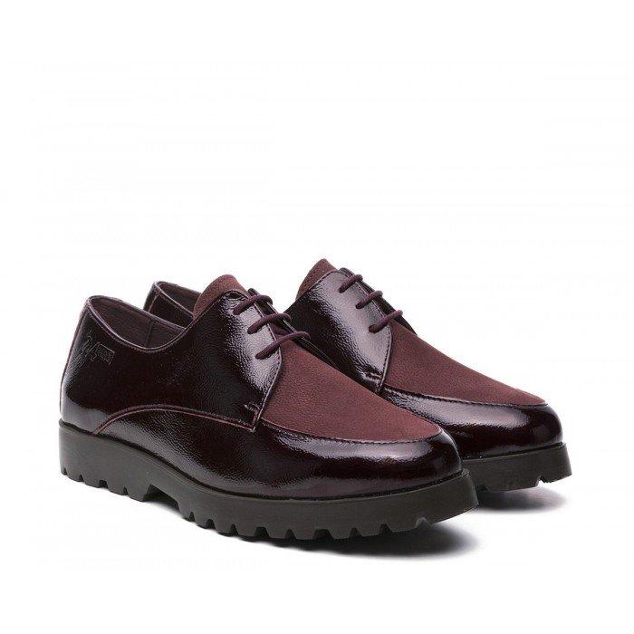 Zapatos Mujer 24 Hrs 23760 Burdeos