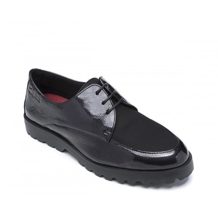 Zapatos Mujer 24 Hrs 23760 Negro