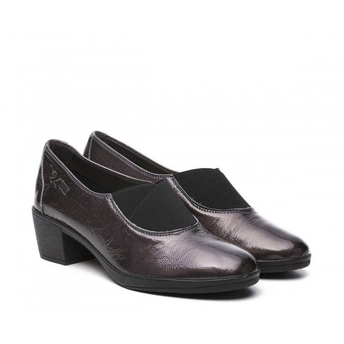 Zapatos Mujer 24 Hrs 23820 Gris