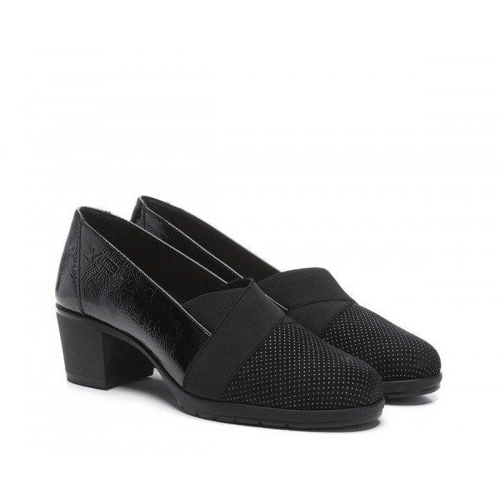 Zapatos Mujer 24 Hrs 24280 Negro